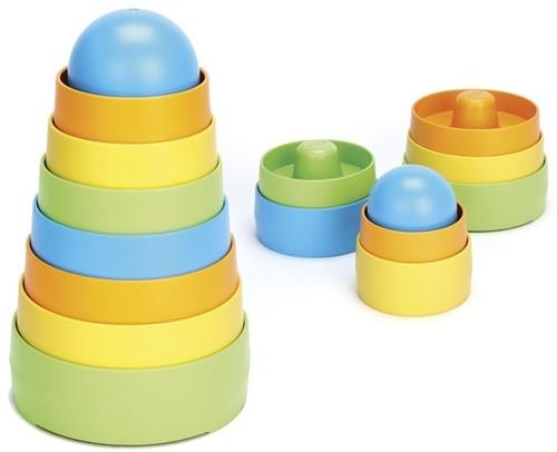 Green Toys Stapelturm