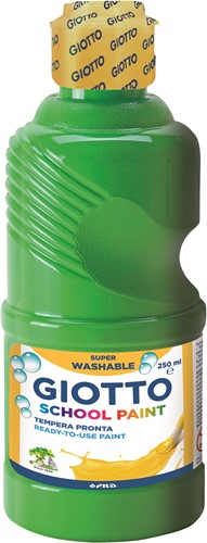 GIOTTO WASHABLE PAINT 250 ml