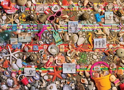 Cobble Hill puzzle 1000 Teile - Beach Scene