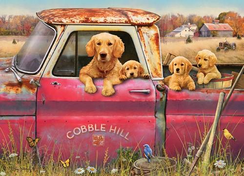 Cobble Hill puzzle 1000 Teile - Cobble Hill Farm