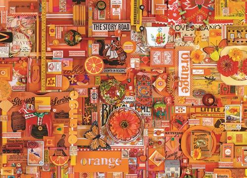 Cobble Hill puzzle 1000 Teile - Orange