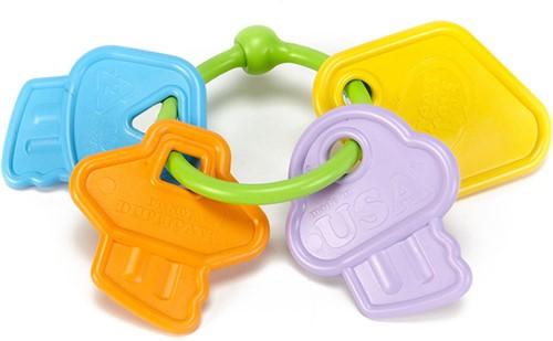 Green Toys Rasselnde Schlüssel