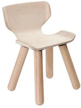 Plan Toys  Holz Kindermöbel Tisch & Stuhl Grün-2