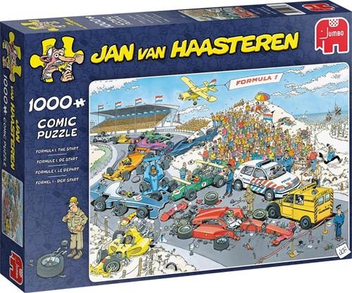 Jan van Haasteren Formel 1 Der Start (1000 Teile