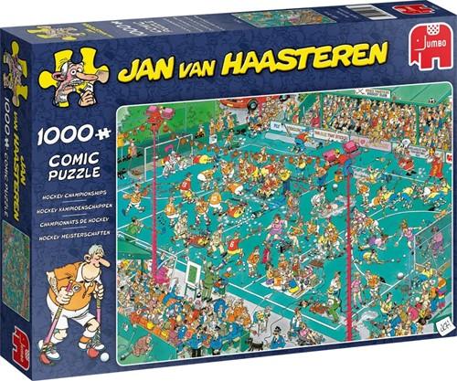 Jan van Haasteren Hockey Meisterschaften 1000 Teile