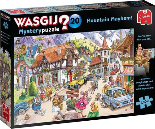 Wasgij Mystery 20 1000 stukjes
