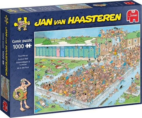 Jumbo Jan van Haasteren Bomvol Bad - 1000 stukjes