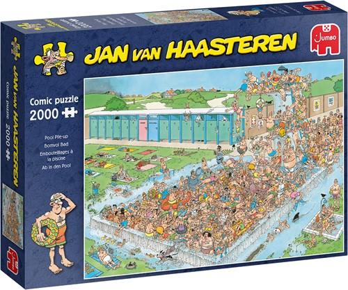 Jumbo Jan van Haasteren Bomvol Bad - 2000 stukjes