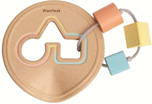 Plan Toys Mein erstes Sortierspiel Pastell