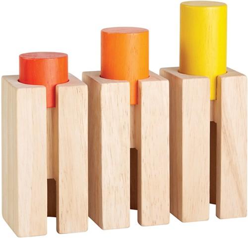 Plan Toys Sortierspiel Hoch & Tief 5377
