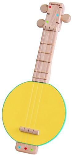 Plan Toys Holz Musikinstrument Banjolele