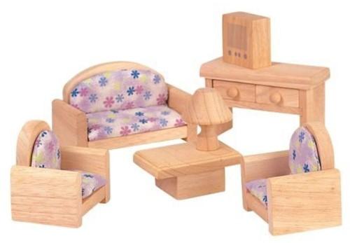 Plan Toys Wohnzimmer - Klassisch