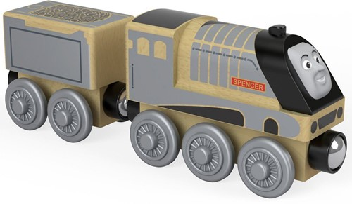 Thomas and Friends houten trein Spencer