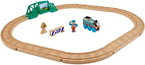 Thomas und seine Freunde holzeisenbahn 5-in-1 set