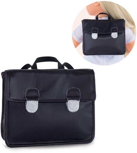 Corolle Mc School Bag (Black Skaï)
