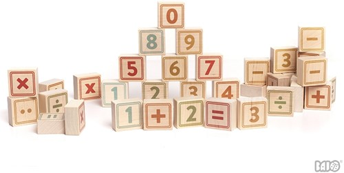 Bajo Numbers & symbols