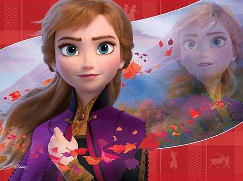 Ravensbuger Puzzel 4 Puzzels 6+9+12+16 stukjes DFZ: Frozen 2