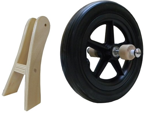 Van Dijk Dijk-Trike Accessoires wiel en standaard