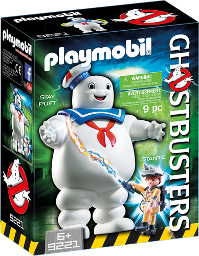 Playmobil Sports & Action Stay Puft Marshmallow Man