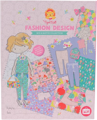 Tiger Tribe Fashion Design - Mix & Match Collection