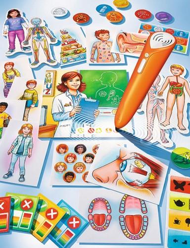 Ravensburger Tiptoi - Mijn lichaam Lernspiel Kinder