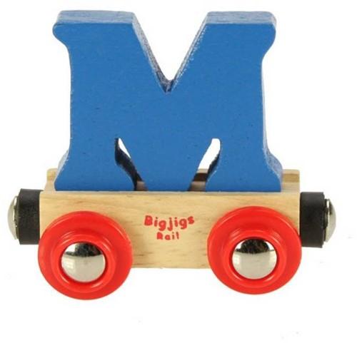 Bigjigs Rail Name Letter M (6)
