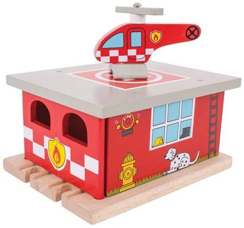 BigJigs Feuerwehrwache