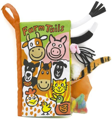 Jellycat Tails Farm Buch - 21cm