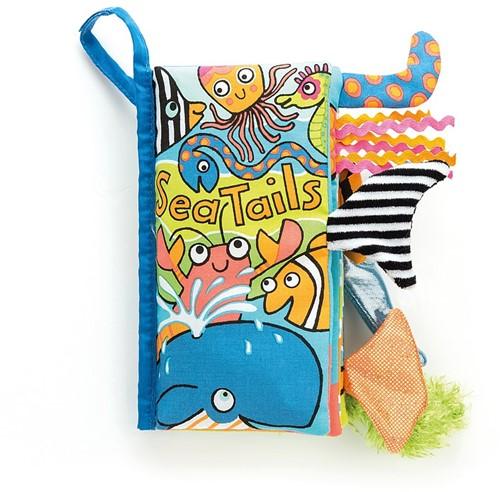 Jellycat Sea Tails Buch