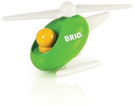 Brio Holz Spielfahrzeug Helikopter 30206