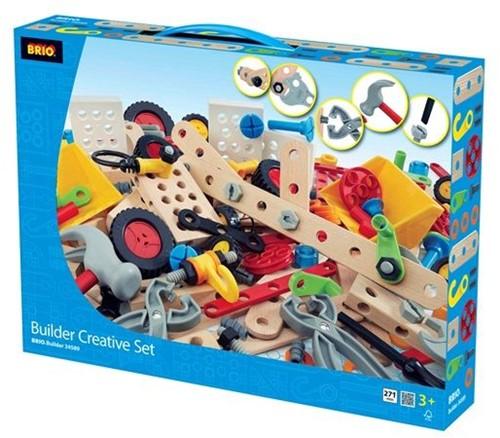 Brio Holz Konstruktionsspielzeug Builder Kindergartenset 34589