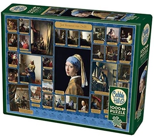 Cobble Hill puzzle 1000 Teile - Vermeer