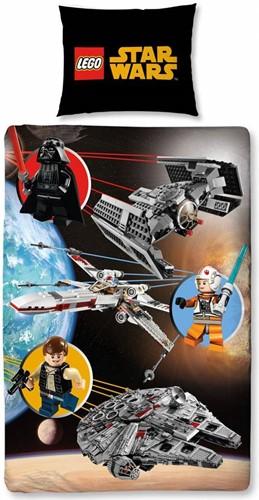 Lego  Dekbed Lego Star Wars 60x70 cm