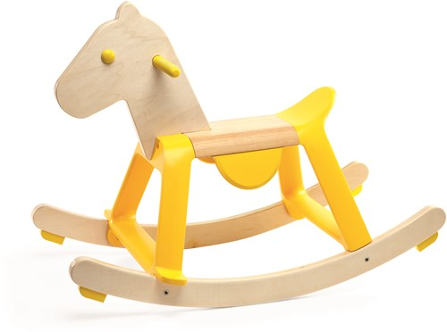 Djeco Gros jouets Yellow Rock'it!