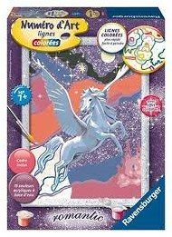 Ravensburger Schilderen op nummer Pegasus