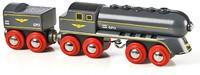 Brio Holz Eisenbahn Schwarzer Kugelblitz 33697