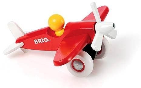 Brio Holz Spielfahrzeug Kleines Flugzeug 30205
