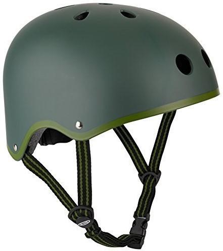 Micro  Laufrad Zubehör Helm Grün - Größe M