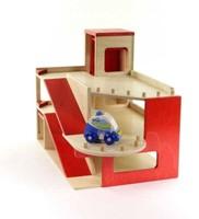 Van Dijk Toys Garage, 2 verdiepingen met lift-2