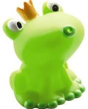 Haba  badspeelgoed Spuitfiguur Kikkerprins