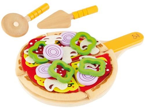 Hape Holzküche Zubehör Pizza-Set