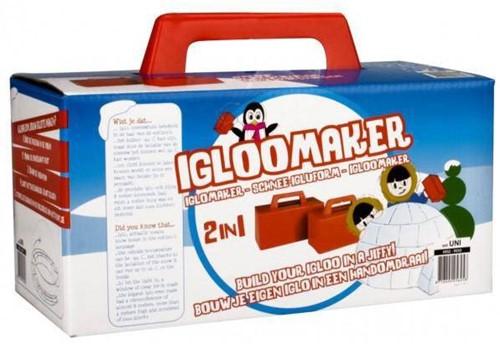 Planet Happy  buitenspeelgoed Iglo maker