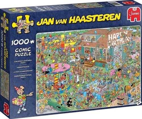 Jumbo puzzel Jan van Haasteren Childrens Birthday Party - 1000 stukjes title not final