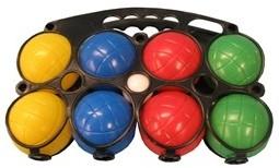 Angel Sports Jeu de Boules ballen 8 stuks plastic