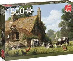 Puzzles 1500 Teile