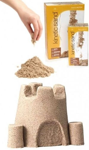 Waba Fun  boetseerset Kinetic Sand 1kg-2