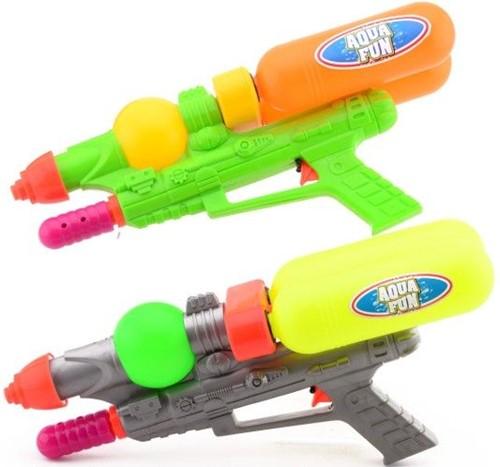 Aqua Fun waterpistool Twin Shooter - 40cm