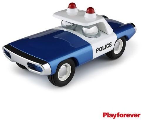 Playforever Spielfahrzeug Maverick Heat Blue Police