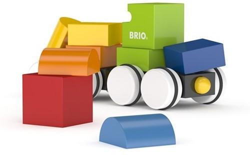Brio Holzbausteine Neuer Holz-Magnet-Zug 30245-2