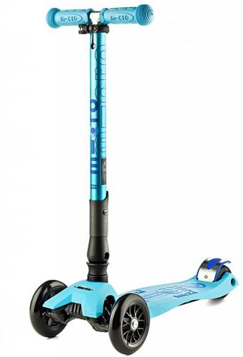 Micro  Maxi Roller Deluxe Blau klappbar